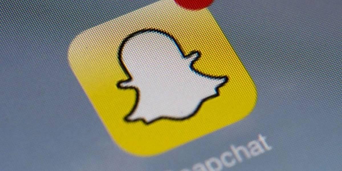 Snapchat advierte sobre los peligros de utilizar aplicaciones de terceros