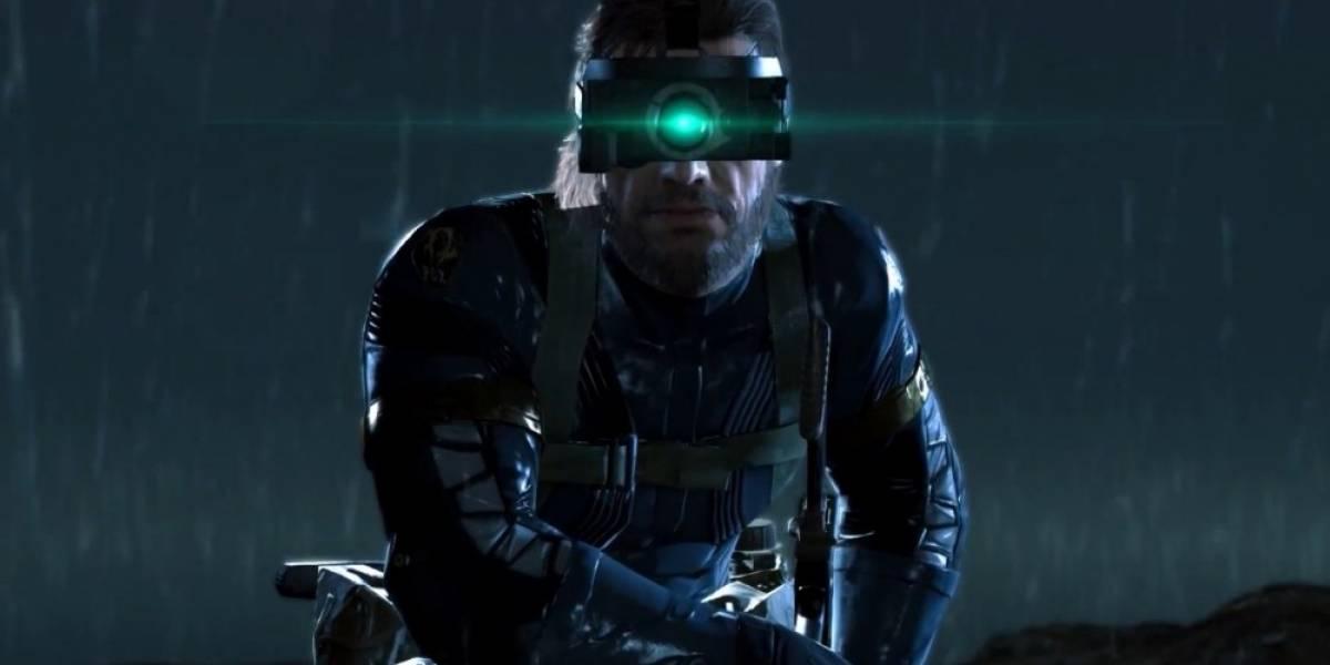 Mira el tráiler de lanzamiento de Metal Gear Solid V: Ground Zeroes