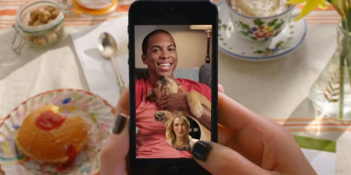 Snapchat integra videoconferencia de una forma muy inteligente