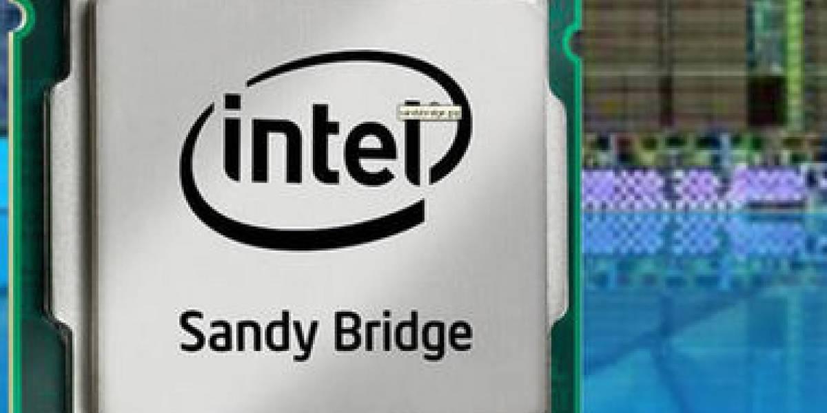 Intel confirma lanzamiento de Sandy Bridge para el CES 2011