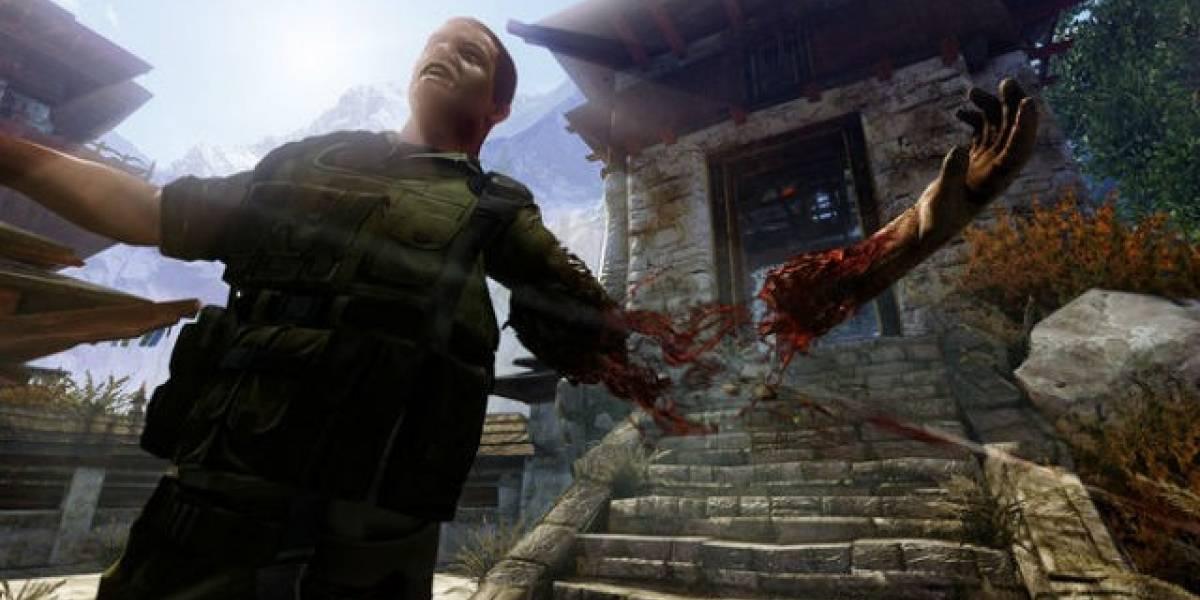 Se cancela el DLC que implementaría el desmembramiento en Sniper: Ghost Warrior 2