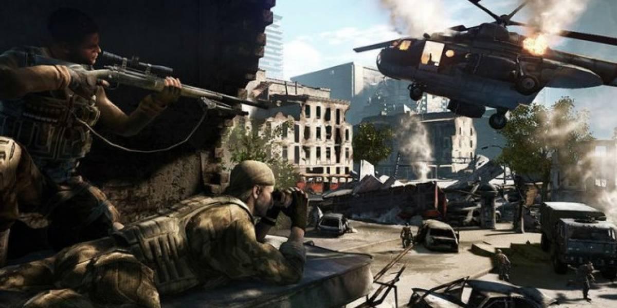 Sniper: Ghost Warrior 2 recibe tráiler de lanzamiento