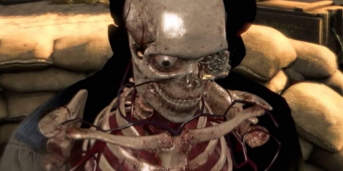 Sniper Elite 3 tiene nuevo tráiler