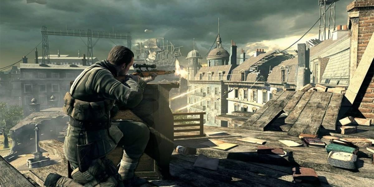 Sniper Elite V2 es gratis por un día en Steam