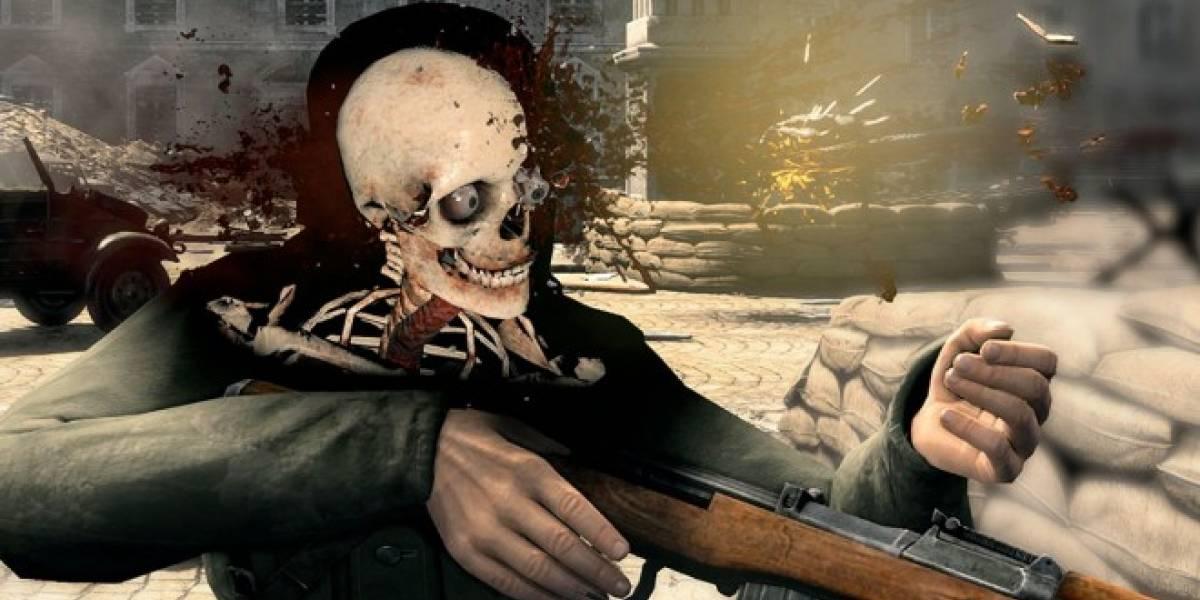 Sniper Elite V2 en Wii U no tiene ni DLC ni multijugador