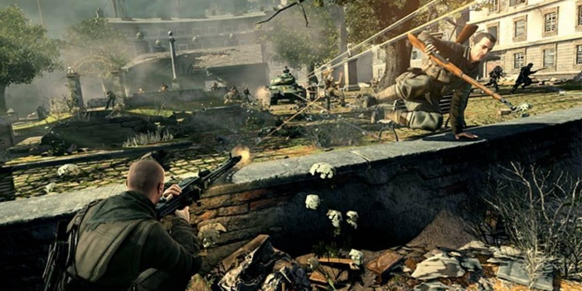 Sniper Elite 3 se viene para PlayStation 4 y Xbox 720
