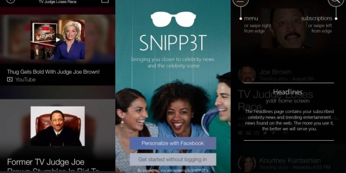Microsoft lanza app para iOS como forma de demostrar las capacidades de Bing