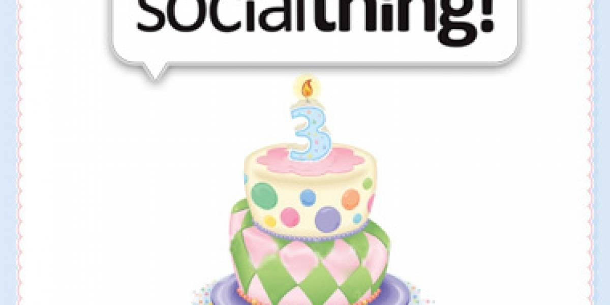 FW Exclusivo: 100 Invitaciones socializar con tus amigos con SocialThing! [Actualizado: 500]