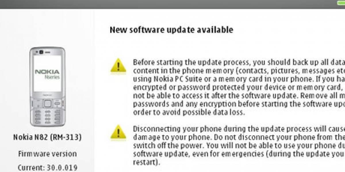 Nuevos Firmwares para Nokia N78 y N92