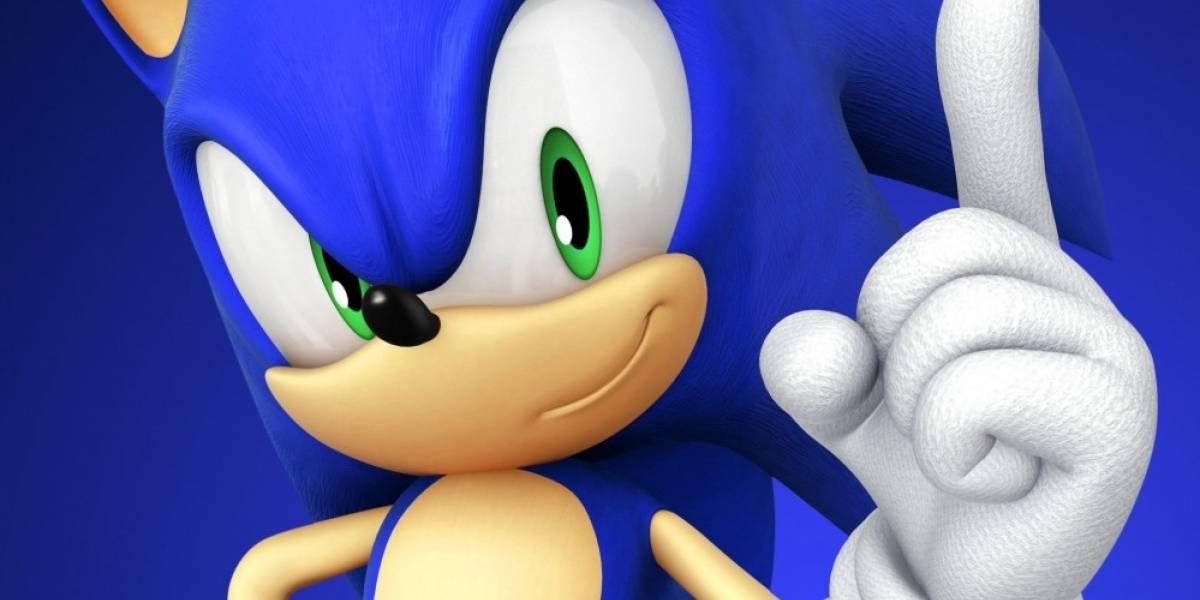 Vean el primer nivel de Sonic the Hedgehog recreado en primera persona