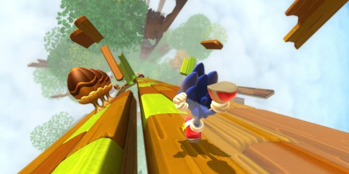 Sega pone disponible un nuevo tráiler de Sonic: Lost World