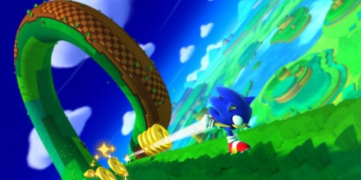 Sonic: Lost World recibe fecha de lanzamiento en Wii U y 3DS #E3