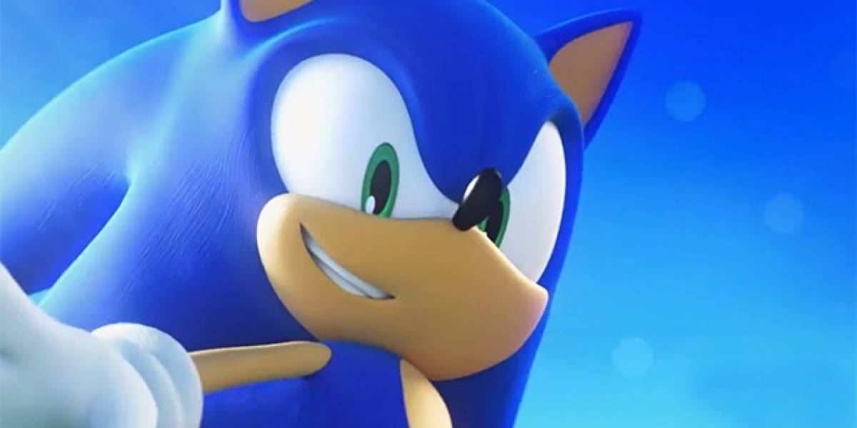 Mira el tráiler debut de Sonic Lost World