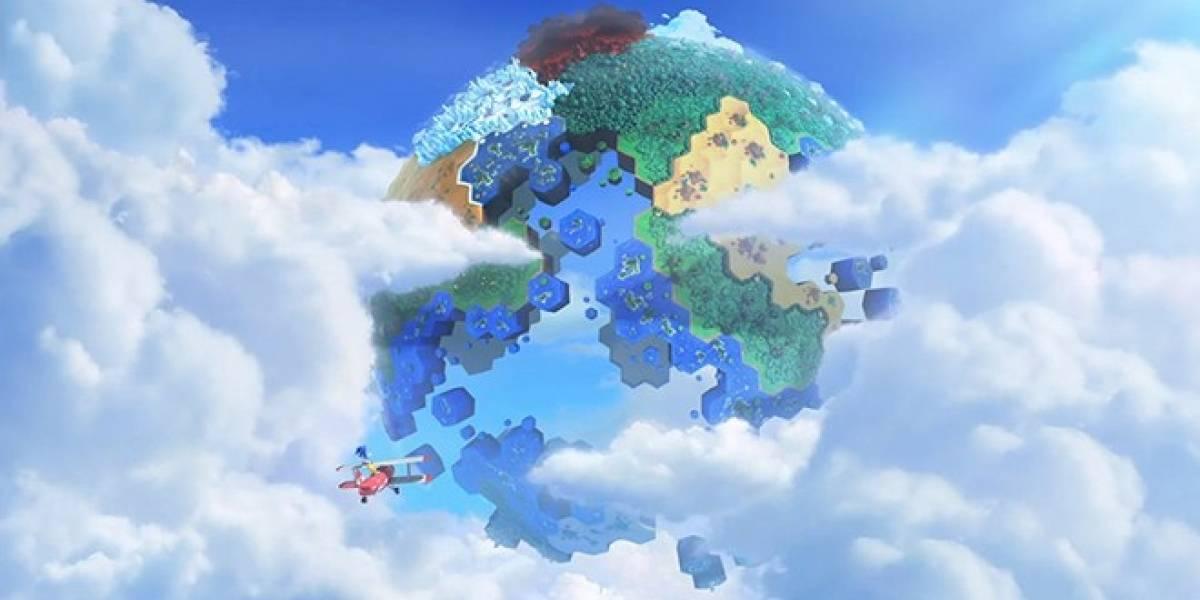 Nintendo anuncia juegos exclusivos de Sonic para sus consolas
