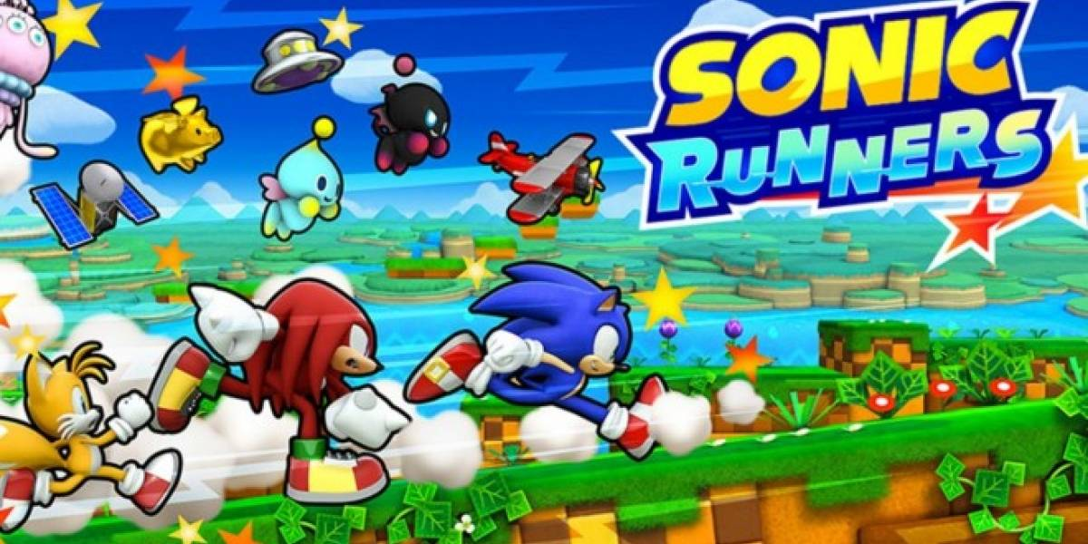 Vean el primer tráiler con jugabilidad de Sonic Runners