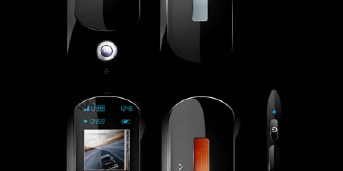 Concepto Sony Antaeus: Un DAP con función de móvil