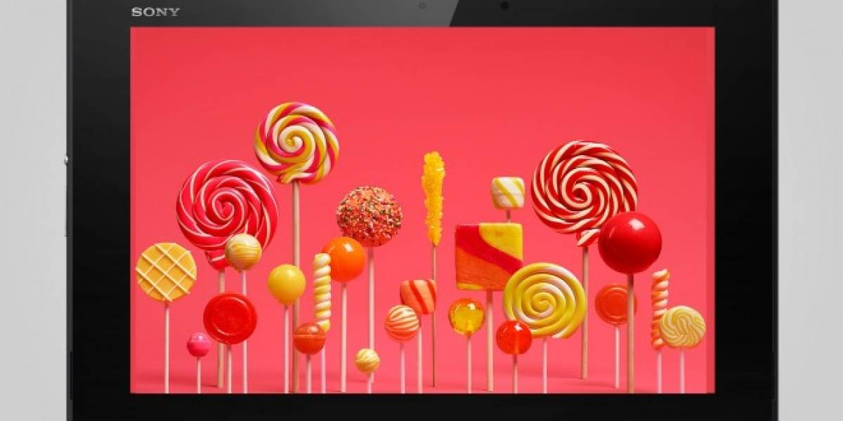 Sony confirma actualización a Android Lollipop para toda su línea Xperia Z