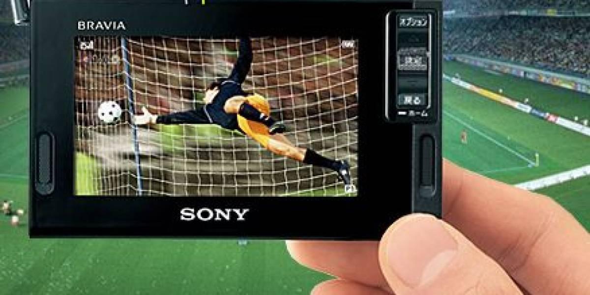 Sony presenta el nuevo Bravia de bolsillo