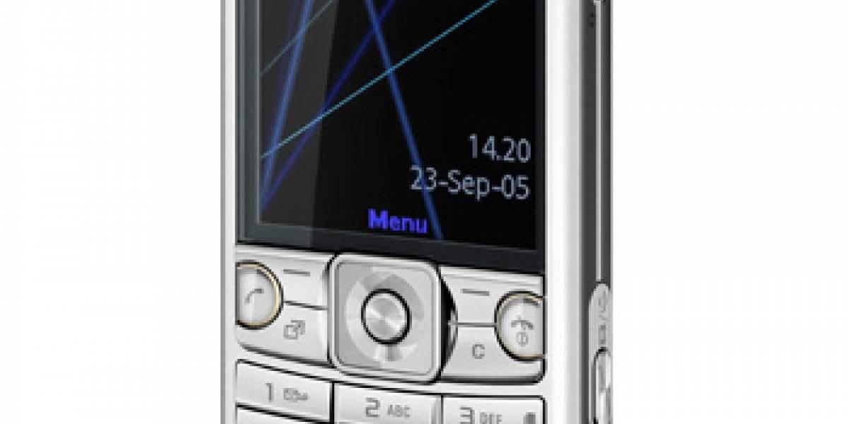 CES09: Sony Ericsson C510 Cyber-shot