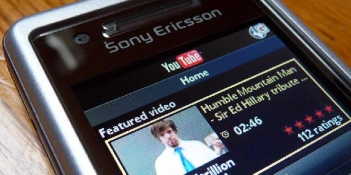 Nuevas imágenes del Sony Ericsson C510 (Kate)
