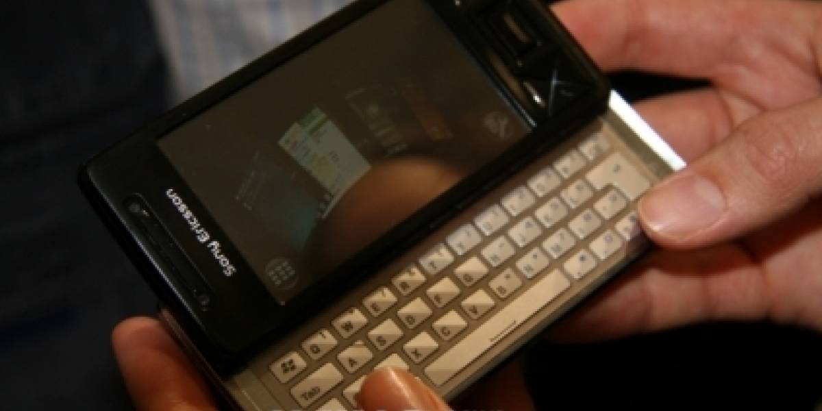 El Xperia X1 de Sony Ericcson, por fin en las manos de alguien