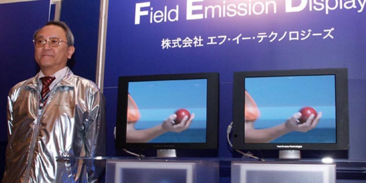 Sony presenta Field Emission Display, su nueva tecnología de pantallas