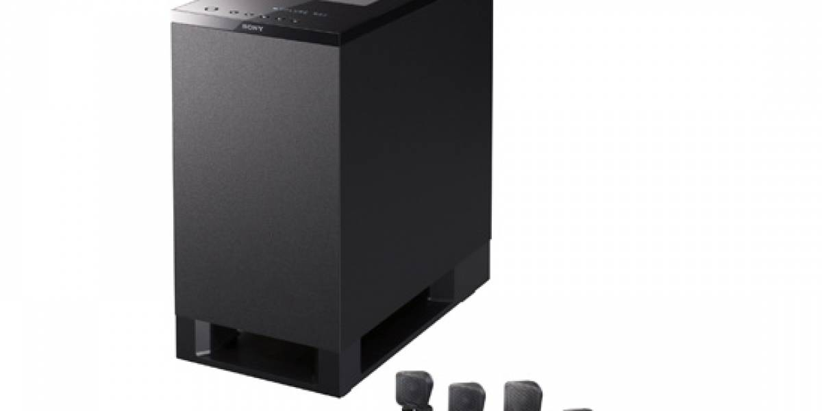Sony HT-IS100, el tamaño NO importa