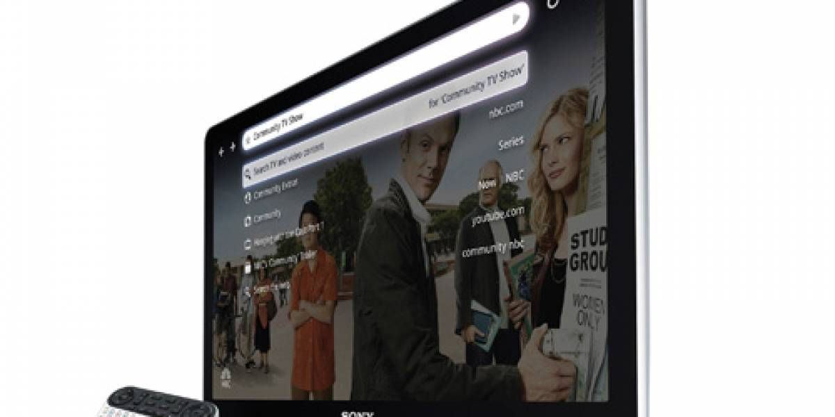 Sony estrena el primer aparato para Google TV