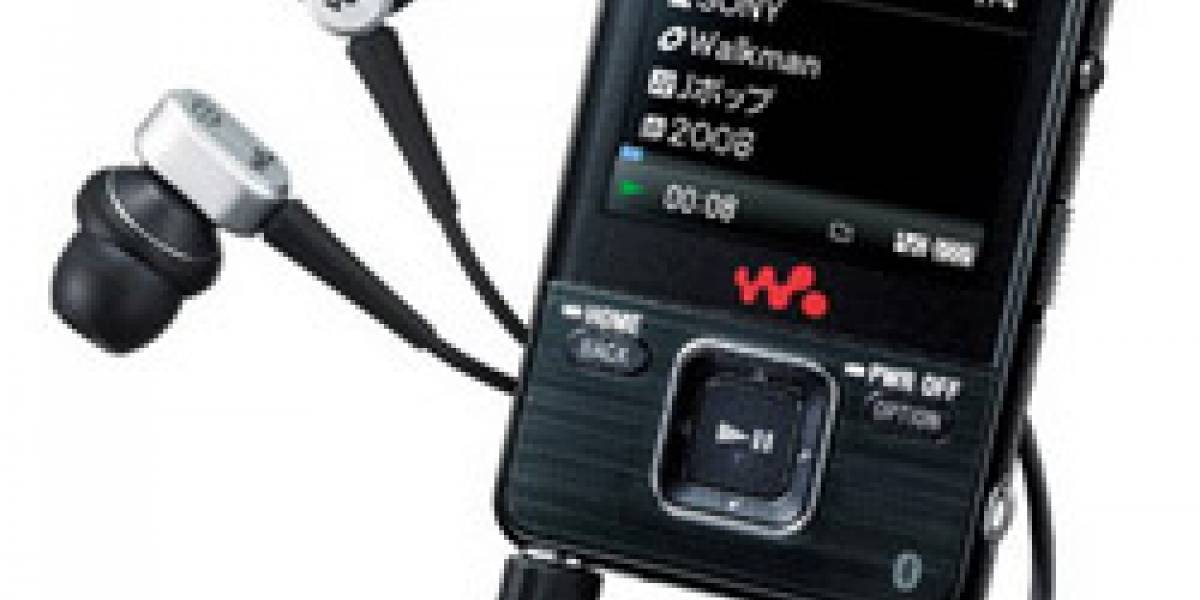 Sony presenta su nuevo video Walkman NW-A820