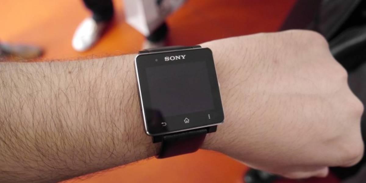Sony se mantendrá lejos de Android Wear por ahora