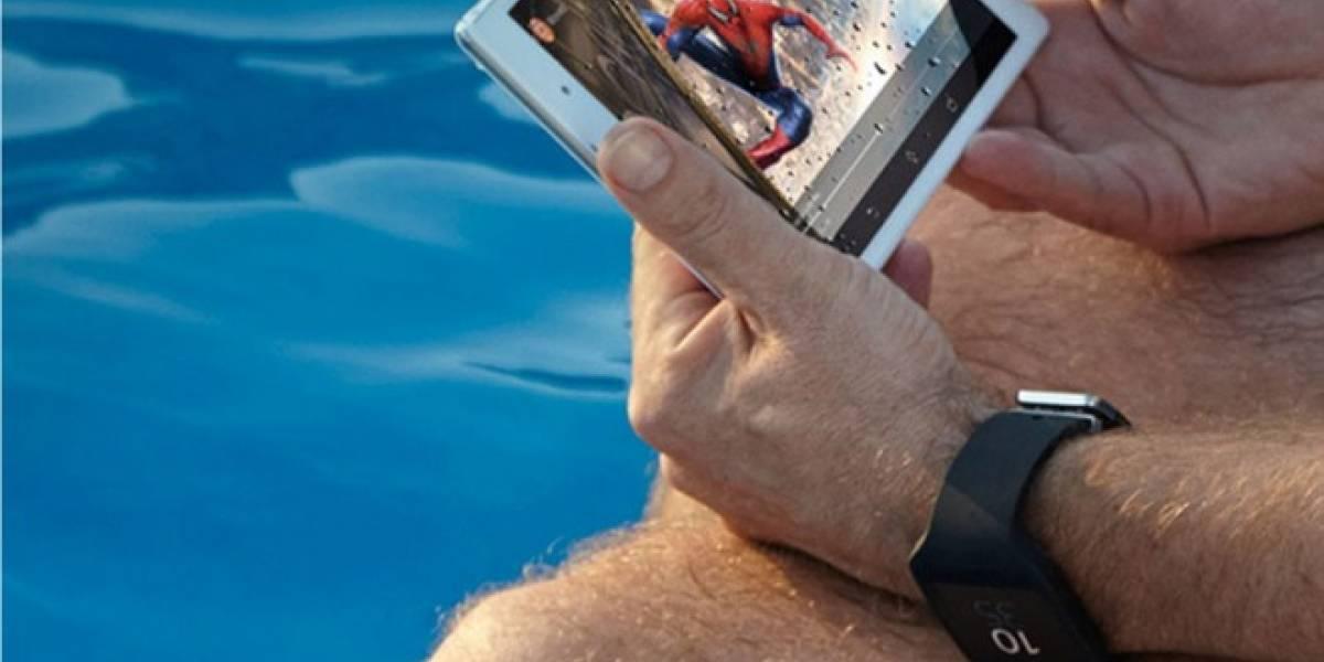 Sony filtra tablet de 7 pulgadas y un smartwatch en su página de Facebook