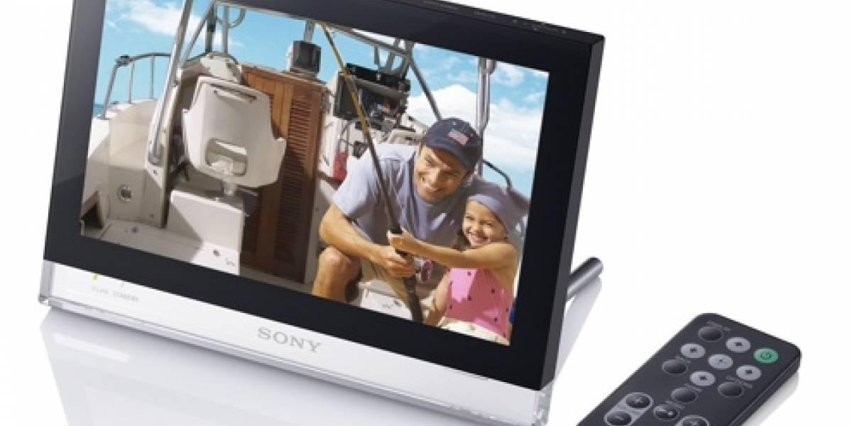 Sony Vaio CP1: Marco de fotos digitales y más