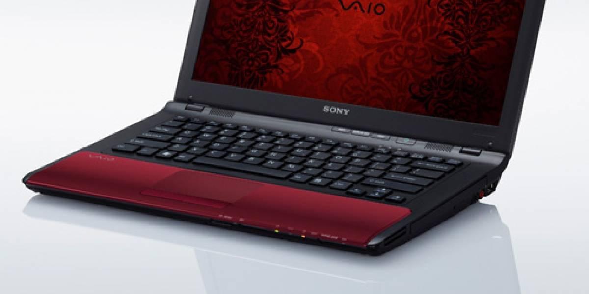 Sony: 535.000 VAIOs CW y F presentan problemas de sobrecalentamiento