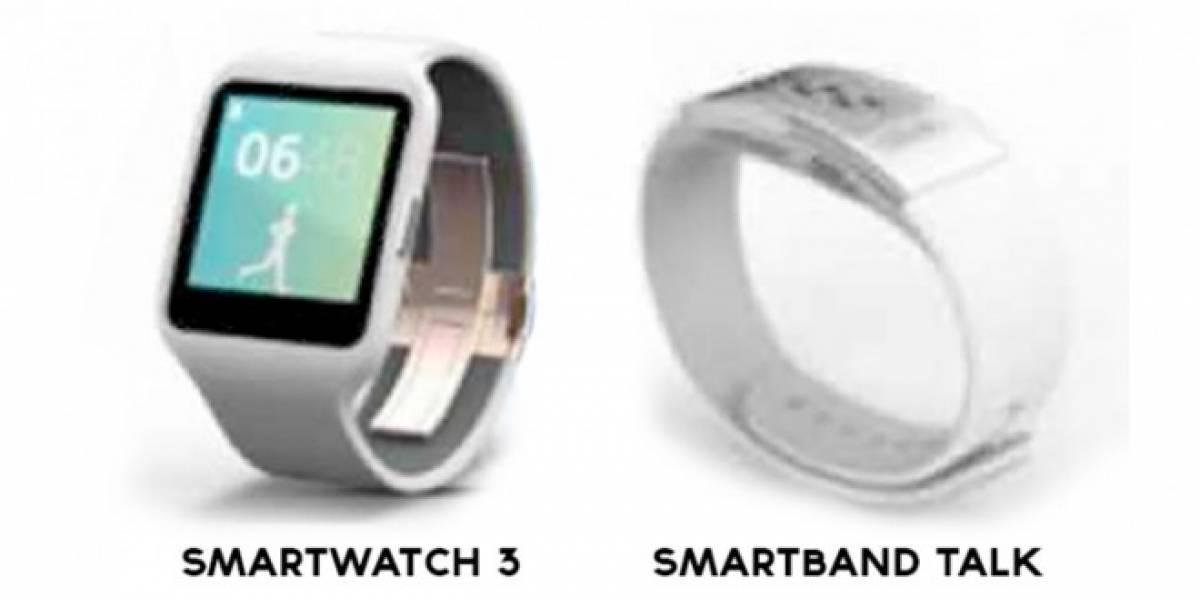 Aparecen imágenes de un Sony Smartwatch 3 con Android Wear