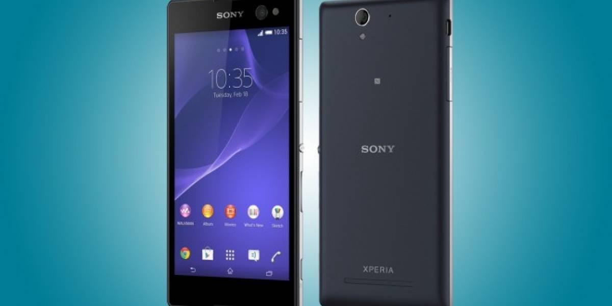 Entel y Sony presentan oficialmente el Xperia C3 en Chile