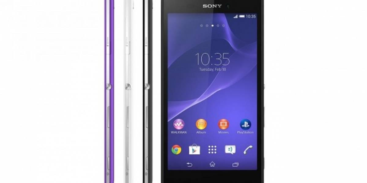 Xperia T3, el smartphone elegante y ligero ya está disponible en México