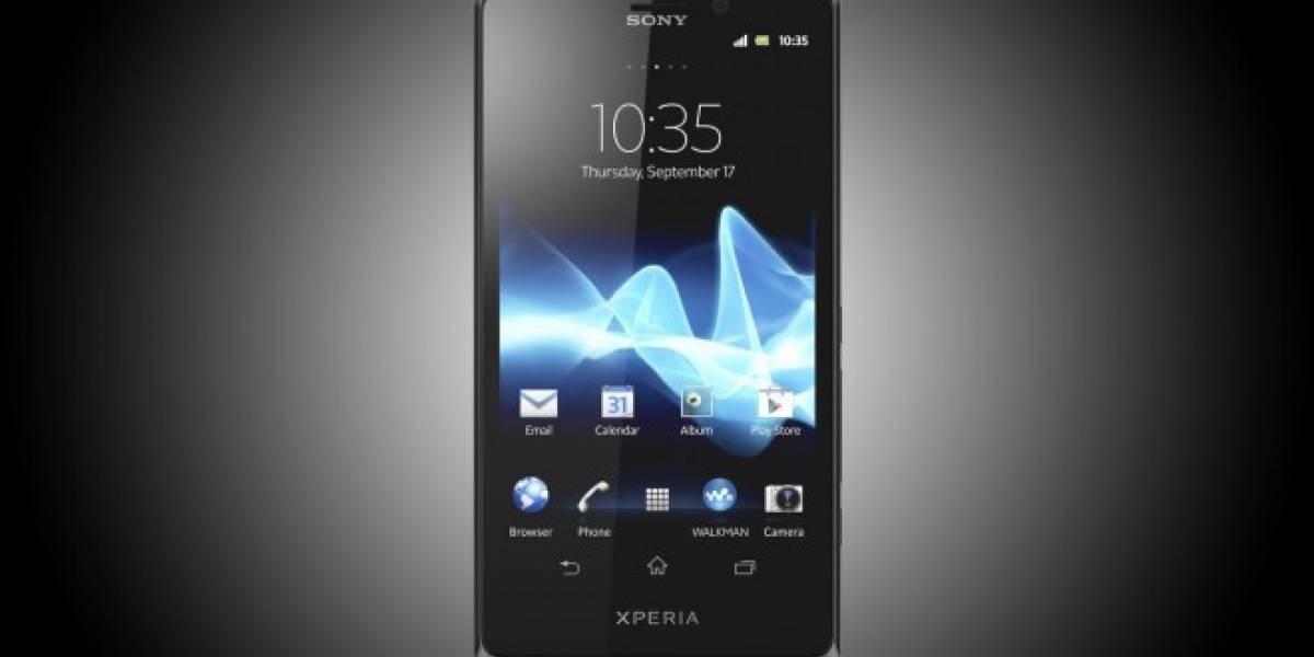 Sony finaliza soporte para los Xperia T, TX y V