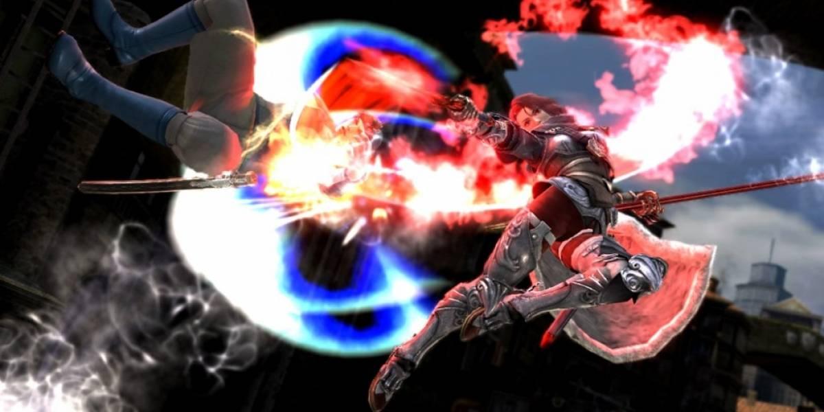 Soulcalibur: Lost Swords está disponible para su descarga