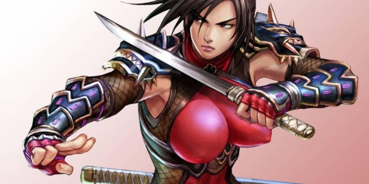 Se anuncia SoulCalibur II HD Online para Xbox 360 y PS3 [Actualizado]