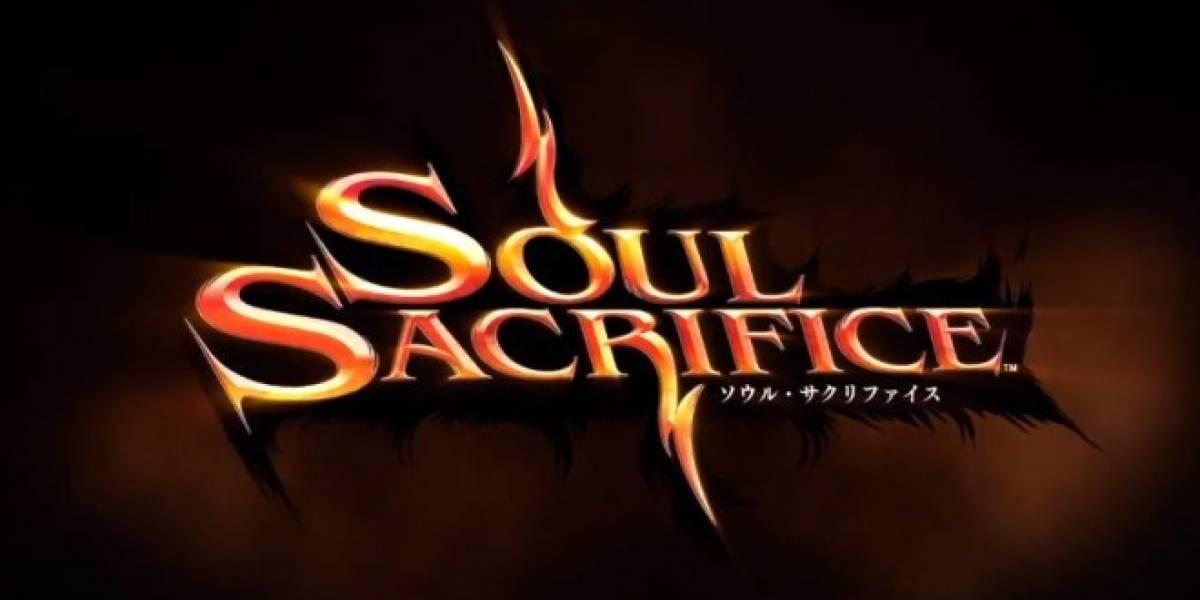 Mucho combate, acción, y enemigos gigantes en el nuevo tráiler de Soul Sacrifice