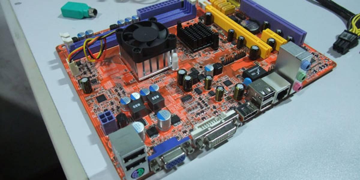 Placa madre SOYO Fusion Micro-ATX avistada