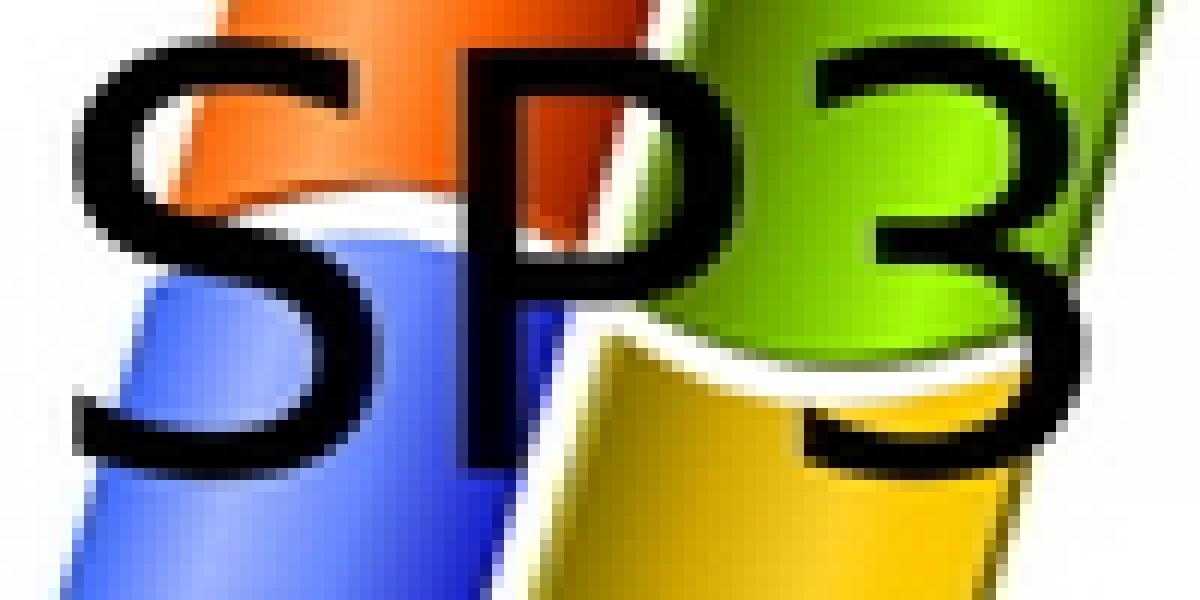 Microsoft Windows XP SP3 RC2 hoy para todos