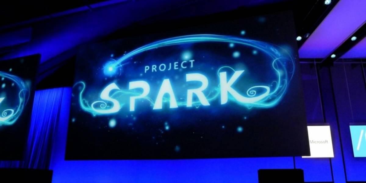 Project Spark sale a la venta el 7 de octubre