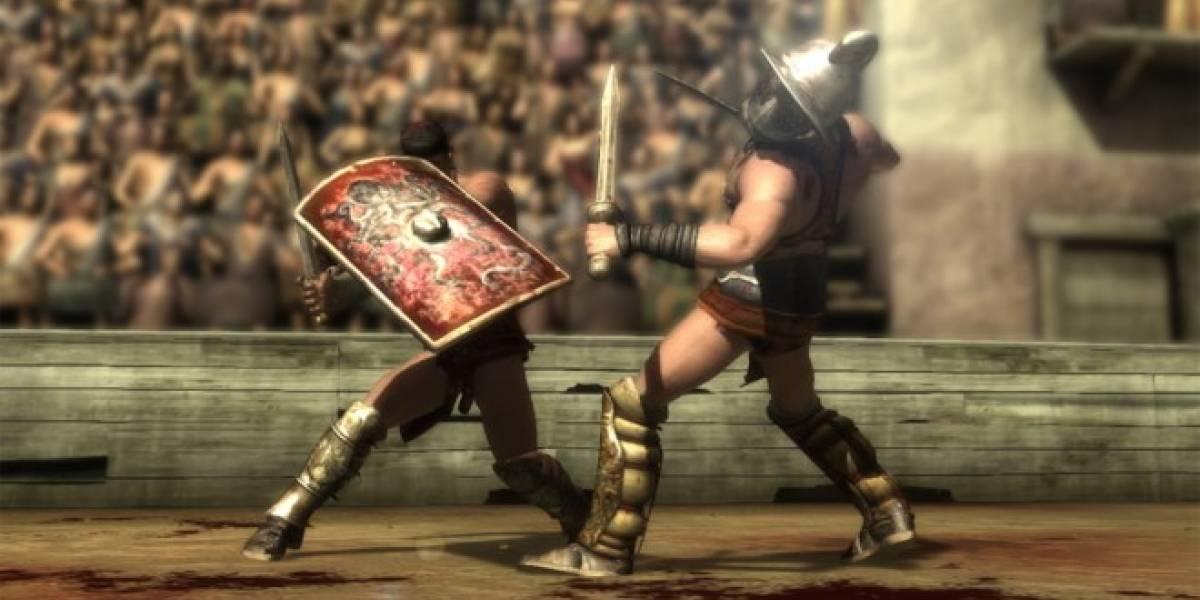 Ubisoft presenta nuevo tráiler de Spartacus: Legends