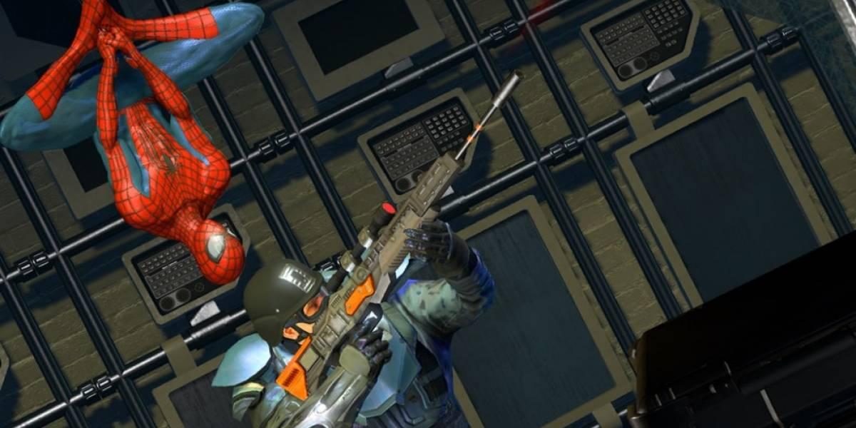 Un vistazo a las nuevas mecánicas en The Amazing Spider-Man 2