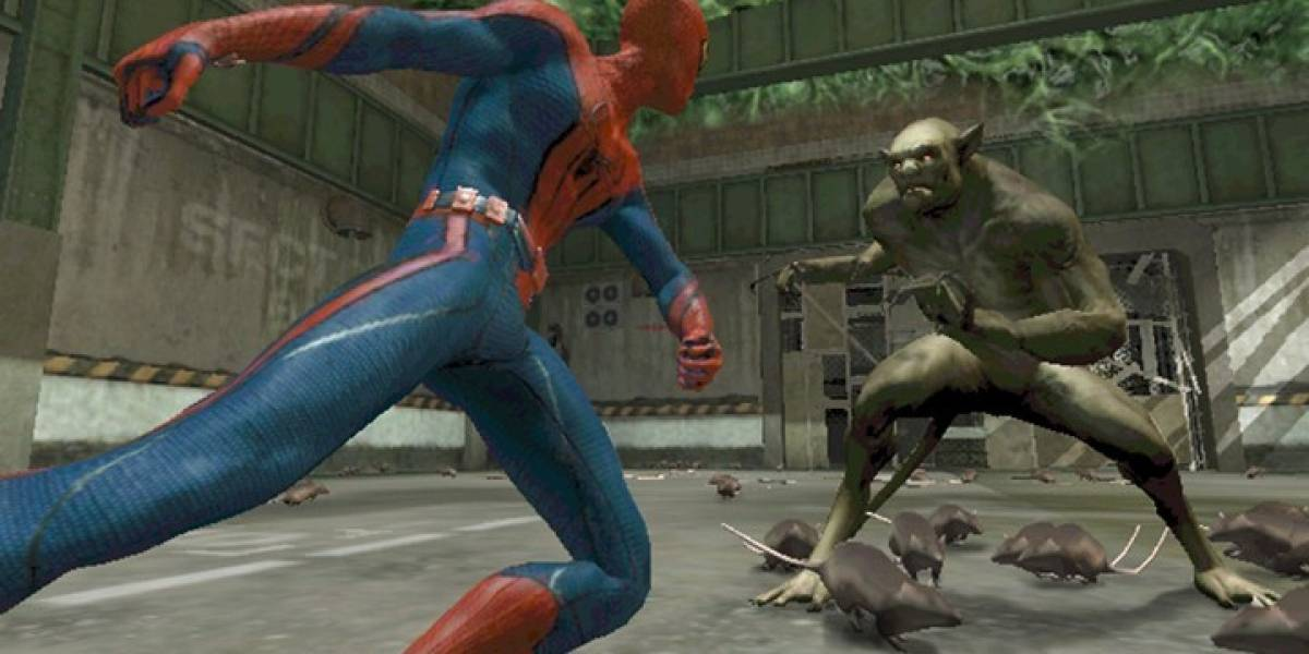 The Amazing Spider-Man dará el salto a PlayStation Vita