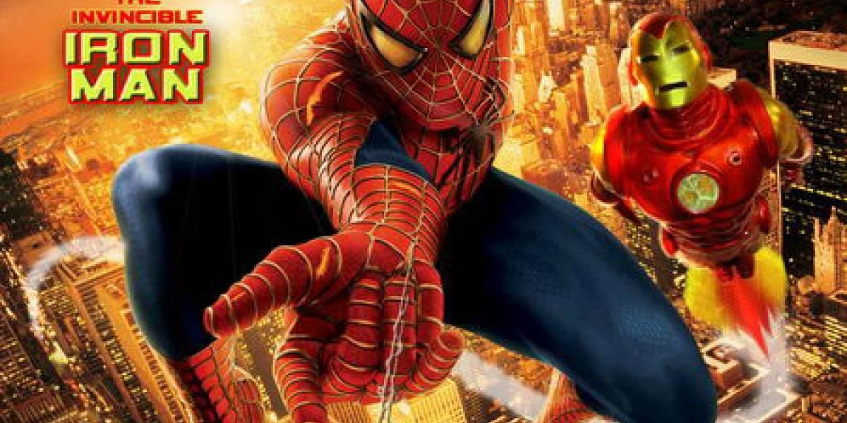 Gameloft se prepara para lanzar juego del Hombre Araña para móviles