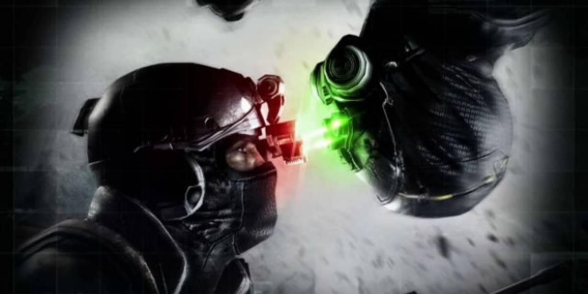 Espías contra Mercenarios en nuevo tráiler de Splinter Cell: Blacklist
