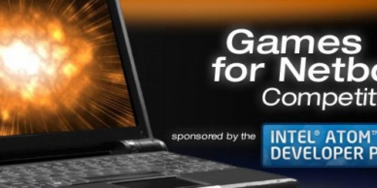 Intel anuncia competencia de juegos para netbooks