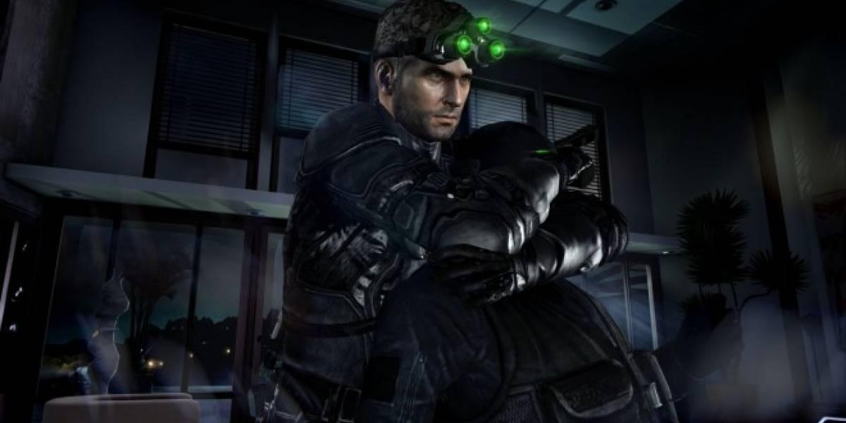 Nuevo video con más de ocho minutos de jugabilidad de Splinter Cell: Blacklist
